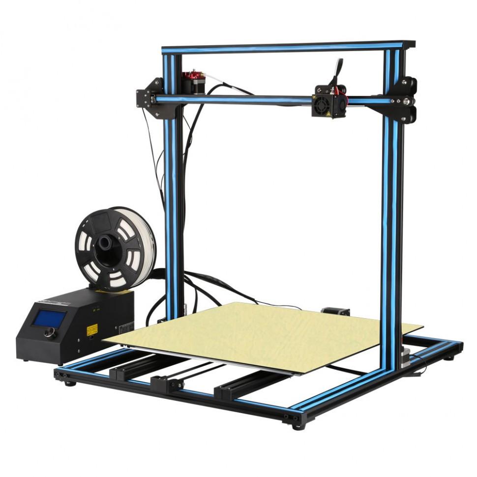 3D Принтер Creality CR-10 S5 (монтаж)