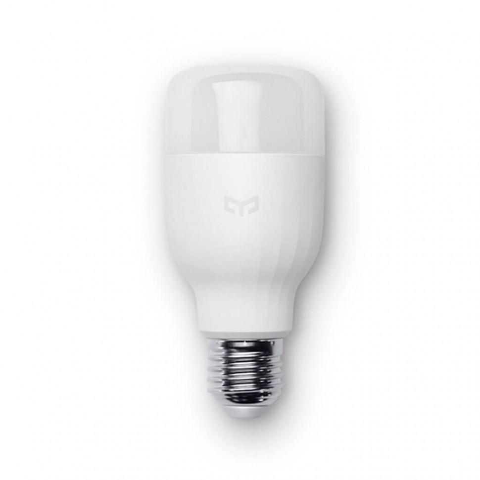 Светодиодная лампа, Xiaomi, GPX4001RT, 8Вт, 4000K, Цоколь E27, WIFI, Яркость свечения 600LM, Размер: