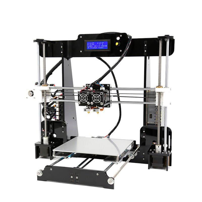 3D Принтер ANET A8M (монтаж)