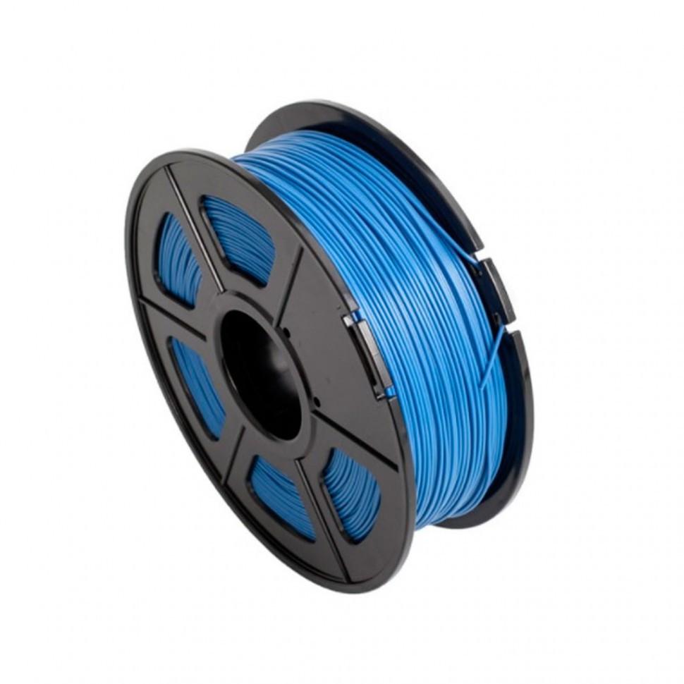 Пластик для 3D принтеров PLA, SunLu, темно-синий