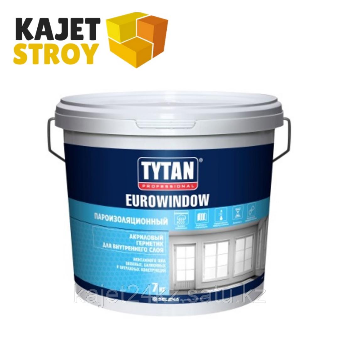 TYTAN Professional Герметик акриловый Внутренний Пароизоляционный, 7 кг