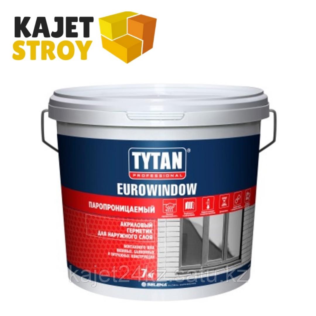 TYTAN Professional Герметик акриловый Наружный Паропроницаемый, 7 кг