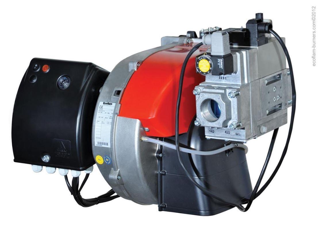 Газовая горелка Ecoflam MAX GAS 500 PAB - фото 1