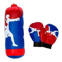 Игровой набор для бокса 'Боксёр'