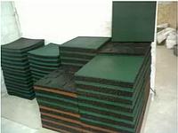 Клей для производства резиновой плитки холодного прессования.