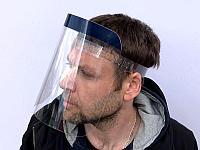 Защитный экран для лица, фото 1