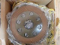 Тормозной диск фрикционный с феррадо заднего моста CAT 428, 432, 434, 438, 442, 444.