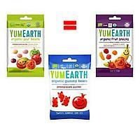 Органические фруктовые мармеладки YUME