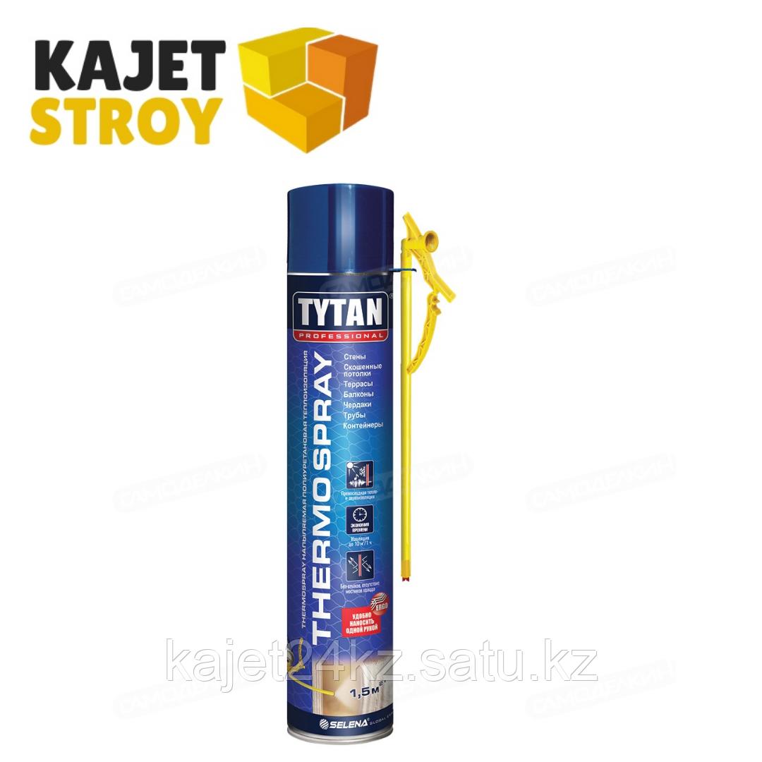 TYTAN термоизоляция СТД напыляемая полиуретановая THERMOSPRAY, 800 мл