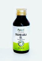 Масло для волос  Брахми + Амла, 100 мл, Ayusri, Brhmi Amla Oil