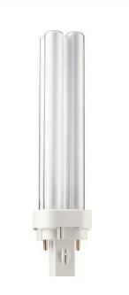 Лампа РН MASTER PL-C 18W/840/2P