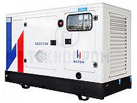 Дизельный генератор Исток АД20С-Т400-РПМ25 (в кожухе)