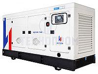 Дизельный генератор Исток АД120С-Т400-РПМ25 (в кожухе)