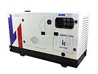 Дизельный генератор Исток АД20С-Т400-РПМ15 (в кожухе)
