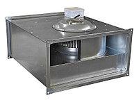Вентилятор прямоугольный канальный ВКП 100-500-6D (380V)