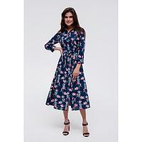 Платье-рубашка MIST, р. 44-46, синий, фото 1