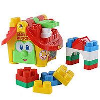 """Логический домик """"Маленький строитель"""", Полесье."""