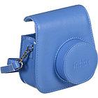 Кожаный чехол INSTAX Mini 9 (Blue Ice)