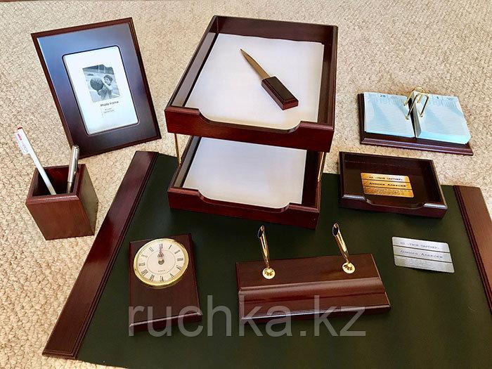 Настольный набор руководителя, 9 предметов