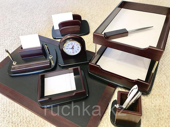 Настольный набор для руководителя VIP, 8 предметов