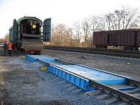 Железнодорожные (ЖД) весы