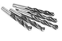 Сверло 3,0 по металлу полированное, HSS