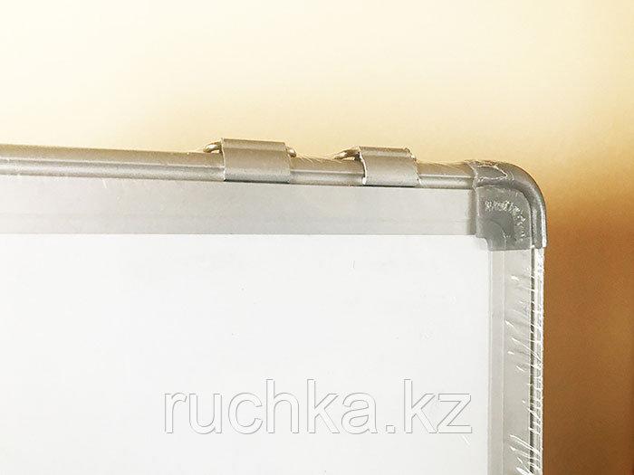 Доска магнитно-маркерная настенная 90*120 см