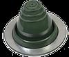 Уплотнительная манжета прямая  №1, диметр 6 - 50,  фланец круглый Ø 118