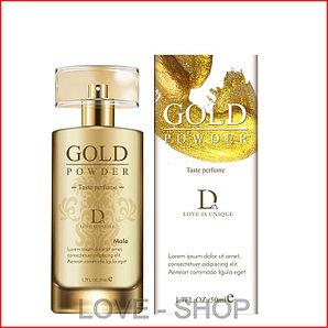 D-Gold Powder - мужской концентрат с феромонами (50 мл.)