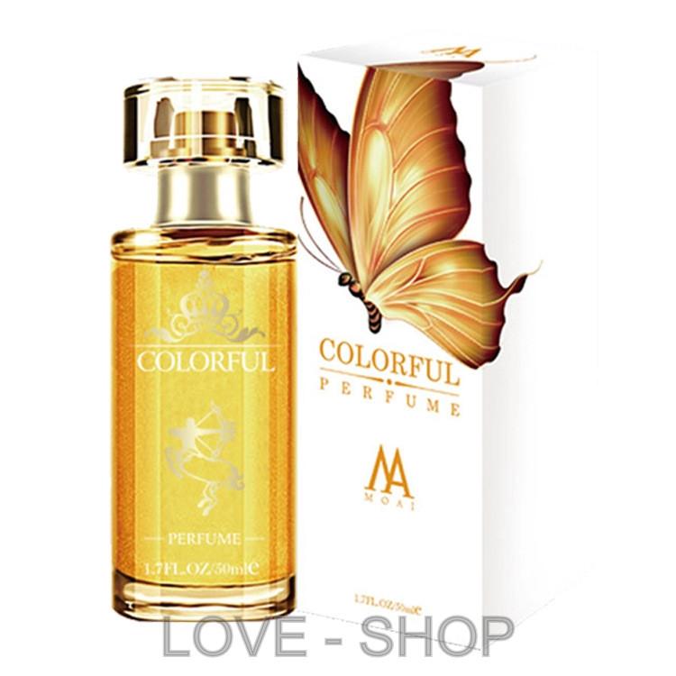 LA-Gold Powder - мужской концентрат с феромонами (50 мл.)