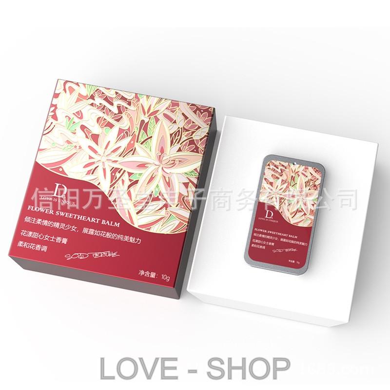 Flower sweetheart balm - женский бальзам с феромонами (10 гр.)