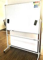 Доска магнитно-маркерная мобильная 100*150 см