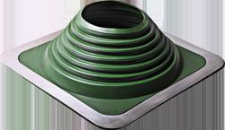 Уплотнительная манжета прямая  №8, диаметр 178-330,  фланец 420х420