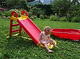 Детская горка Doloni средняя 014400 147*65*85 см, фото 4