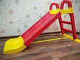 Детская горка Doloni средняя 014400 147*65*85 см, фото 3