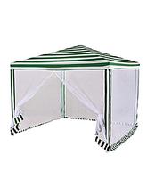 Тент-шатер PARK TZGB-106 3х3м,4стенки