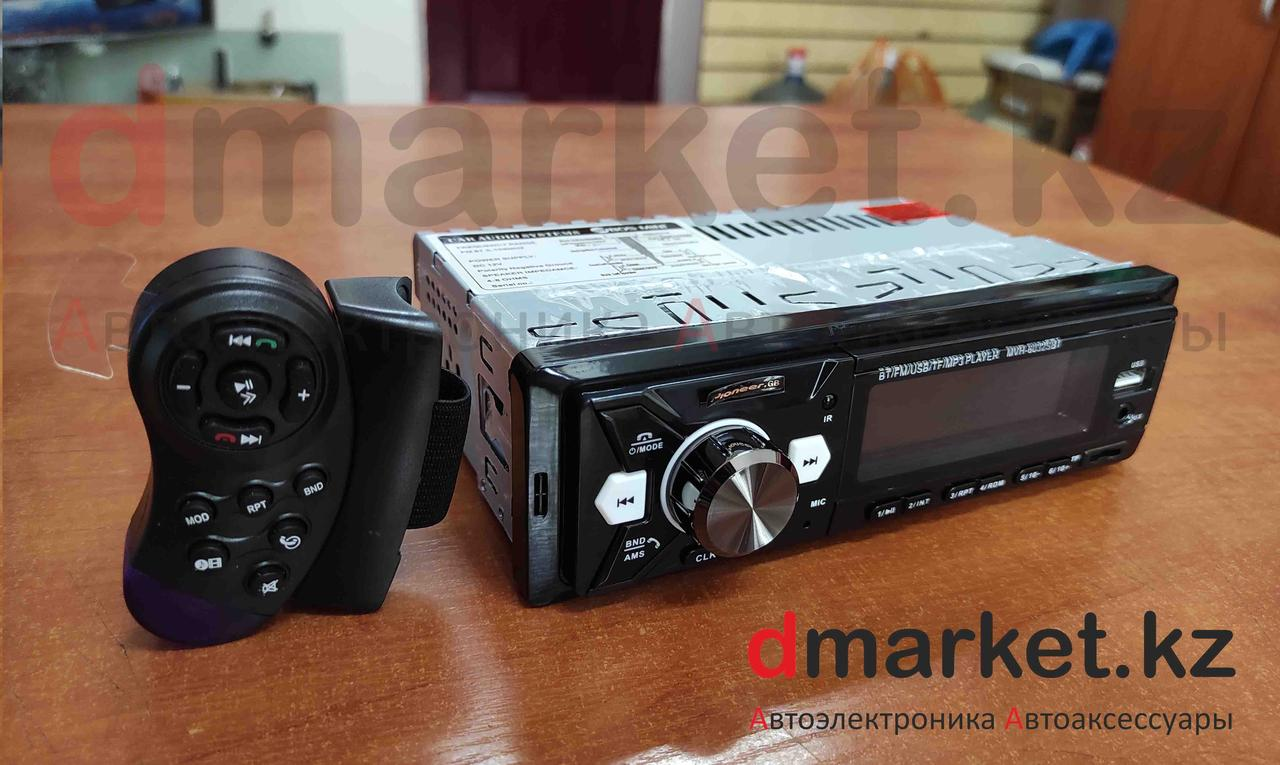 Автомагнитола 1DIN MVH-6032SBT, радио, MP3, Bluetooth, AUX
