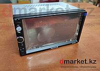 Автомагнитола GB DVU-800, 2DIN, USB, AUX, MP3, Bluetooth, камера в подарок, фото 1