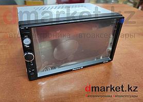 Автомагнитола GB DVU-800, 2DIN, USB, AUX, MP3, Bluetooth, камера в подарок