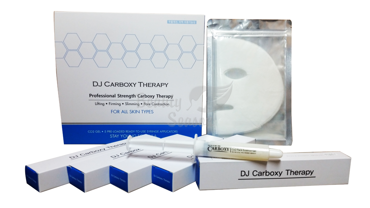 DJ Carboxy CO2 Therapy Набор для процедуры  неинвазивной карбокситерапии