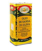 "Масло оливковое ""Luglio Olio di sansa"" ПЭТ 5л."