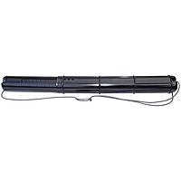 Тубус пласт. СТАММ А0 черный d.90см телескопич., на шнурке ПТ-01