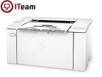 Принтер HP LaserJet Pro M102w (А4)