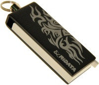 Флеш-память 8GB USB RIDATA SD4 TATTOO NOBLE Black