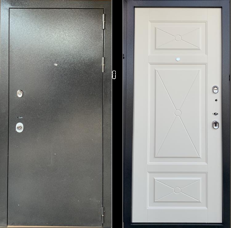 Дверь входная металлическая Невада улица