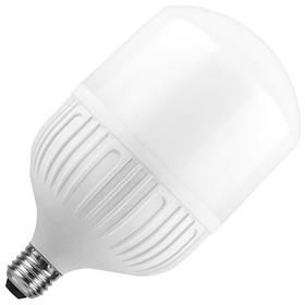 Лампа светодиодная промышленная Т6 50W Е27 6400-6500К Заря