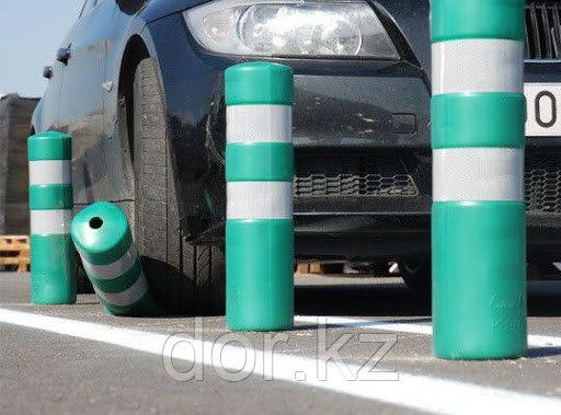 Столбик пластиковый дорожный 75