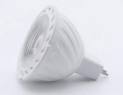 Лампа светодиодная MR16 spot 5W, 2700K, 220V LED