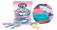 Жев.мармелад Зубной Микс (зубные щетки+зубки) Smile 100гр  /FINI Испания/ (12шт - упак)