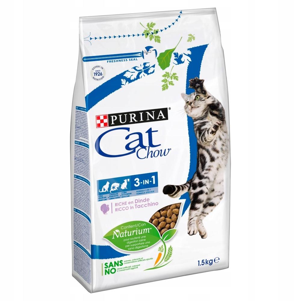 Сухой корм Cat Chow Sterilized для стерилизованных кошек